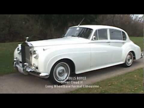 1962 Rolls Royce Quot Silver Cloud Quot Limousine Classic Wedding