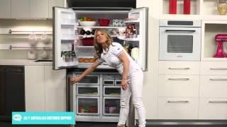 sharp sjf624stsl 624l 4 door fridge reviewed by product expert appliances online