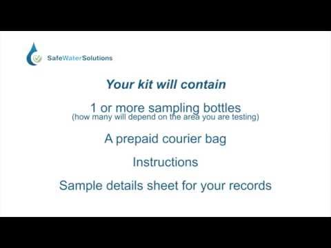 Safewater Solutions - Information video for website