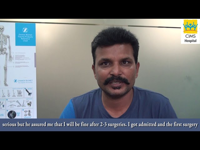 Best Multispeciality Hospital In Gujarat - Patient Testimonial
