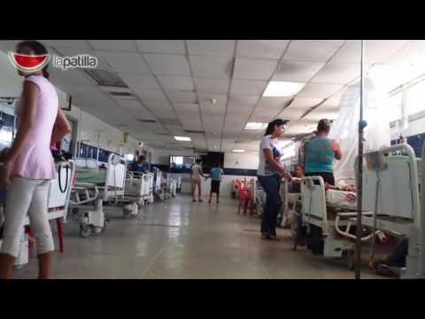 Crisis Hospitalaria: Hospital Universitario Antonio Patricio de Alcalá - Cumaná, edo Sucre