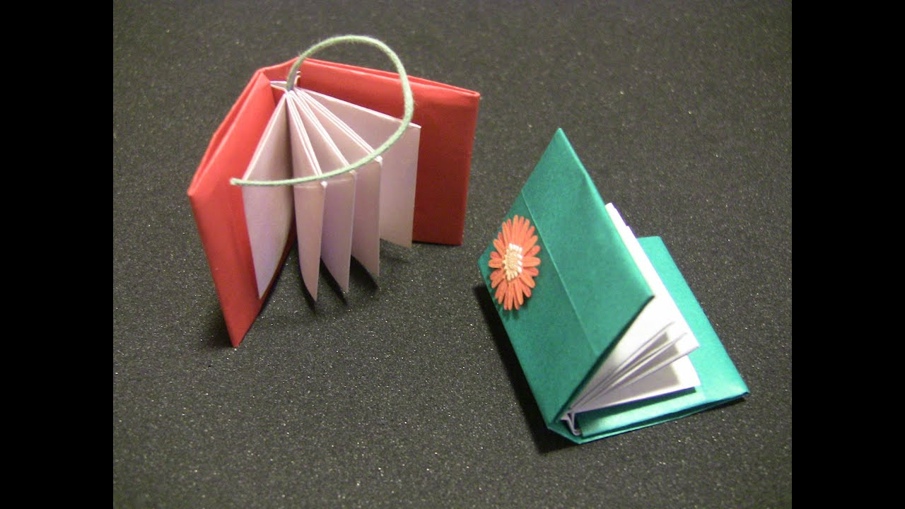 Folding Origami Book Instructions