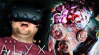 НАЧАЛИСЬ СЕРЬЁЗНЫЕ РАЗБОРКИ ► Half-Life: Alyx #7