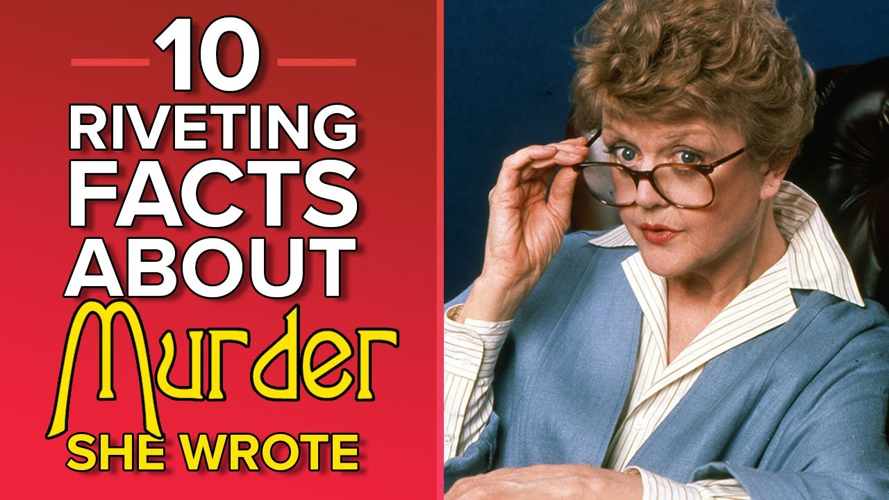 Download 10 Riveting Facts About Murder, She Wrote