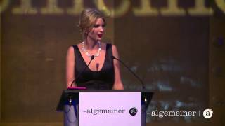 Donald Trump and Ivanka Trump on Israel in 2014 (Jewish 100 Gala for support of Israel)