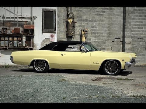 1965 Chevy Impala Ss Convertible For