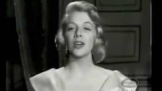 "Rosemary Clooney - I""ll Be Seeing You"