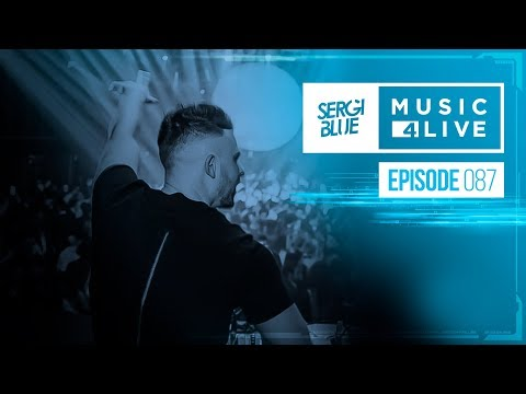 Sergi Blue - Music4live 087