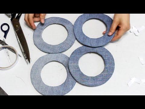 up cycling - 49/up cycle /투명가방(PVC bag)만들기/Making a transparent bag (PVC BAG)/Make a bag