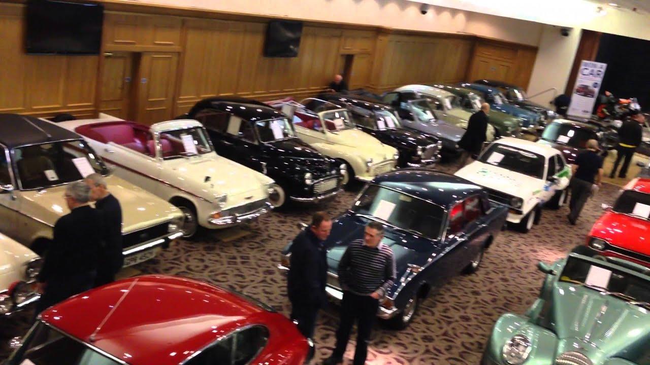 Slieve Donard Car Show