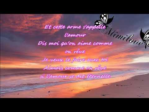Priscillia & LS   Comme on rêve parole ♥♫ ♫ ♫ ♥ ♥