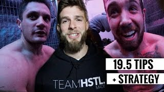 CROSSFIT OPEN WORKOUT 19.5: Strategy and Tips