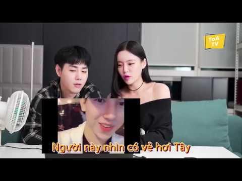 Tại Sao Người Hàn Chê Bai Nhau Sau Khi Xem Trai Xinh Gái đẹp Việt Nam Tiktok  - TikTok Reaction!