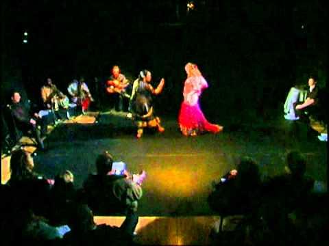 Kathak-Flamenco meets....