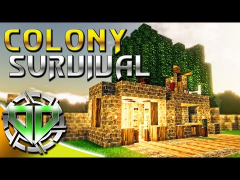 Colony Survival : Mint, Gold Coins, Workshop, and Buying Flax! - Colony Survival Gameplay EP3