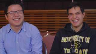 2013 SSO Fellows - Som Howie and James sang-oh Yoo