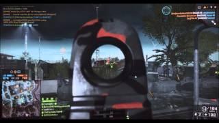 BF4 F2000 Gameplay 戰地風雲4 F2000突襲步槍