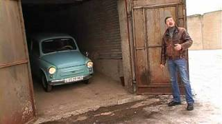 Тест-драйв  ЗАЗ-965 горбатый
