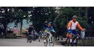 """""""Gowes Explore Baolan""""  . . . Kapolres Tolitoli AKBP Hendro Purwoko SIK MH bersama personil Polres T"""