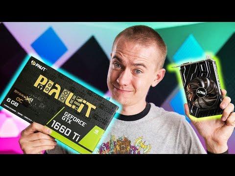 Palit GTX 1660 Ti Review