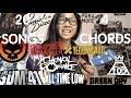 4 Chord Songs Medley (Pop-Punk Version) on Ukulele