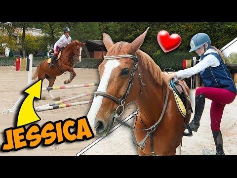 SALTO gli OSTACOLI con Jessica!