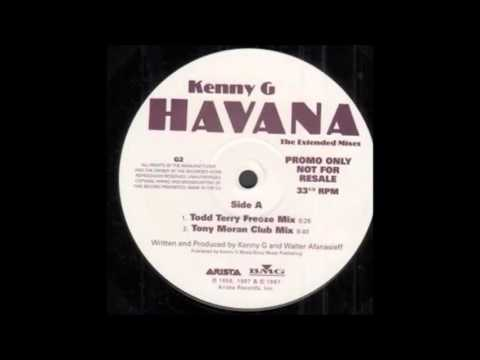 Kenny G & Todd Terry - Havana (Todd Terry Freeze Mix) (1996)