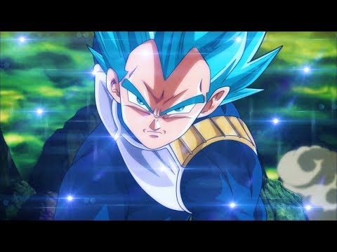 You Say Run Goes With Everything - Vegeta Ascends Beyond Super Saiyan Blue