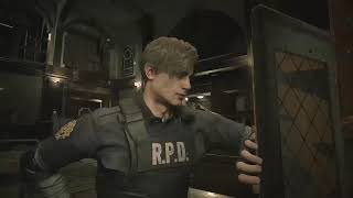RESIDENT EVIL 2 REMAKE ONE SHOT DEMO SPEEDRUN 2:52 PC (PB)