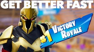 How to Get Better at Fortnite in Season 10 FAST | Fortnite How to Get Better in Season 10 Quickly