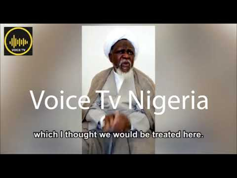 Translated El zakzaky Interviews in Indian Hospital