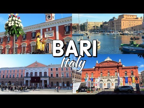 BARI CITY TOUR / ITALY
