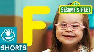 Sesame Street: F is for Face