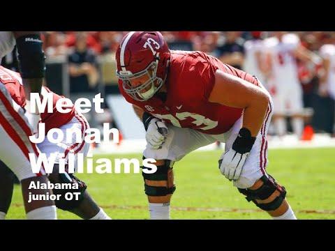 Jonah Williams, Alabama OT: 2019 NFL Draft profile