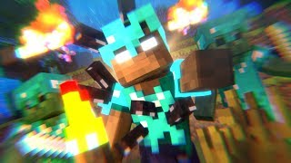Annoying Villagers 31 - Minecraft Animation