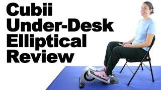 Cubii Smart Under-Desk Elliptical Review - Ask Doctor Jo