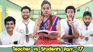 TEACHER VS STUDENTS PART 17 | BakLol Video