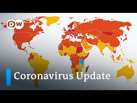 Coronavirus Update: Infection Rates In Europe Keep Rising | DW News