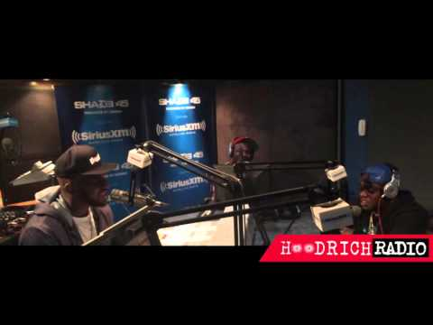 Peewee Longway Hoodrich Radio Interview with DJ Scream