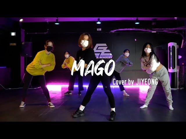 [잠실 댄스학원] 케이팝커버댄스KPOPCOVER 다이어트DIET I 여자친구 - MAGO