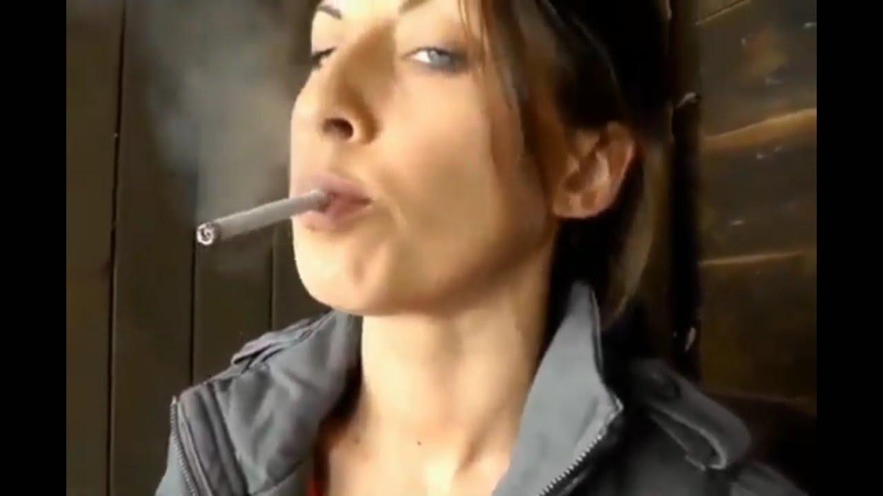 SMOKING GIRL NATTY - CHAIN SMOKING AND DRINKING.MP4 - YouTube