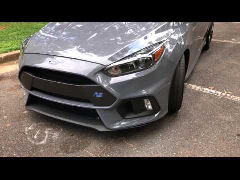 2016 Ford Focus RS 5 Door Hatchback