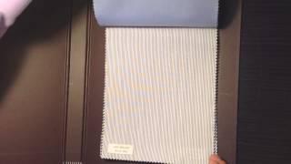 видео Ткани для мужских и женских сорочек