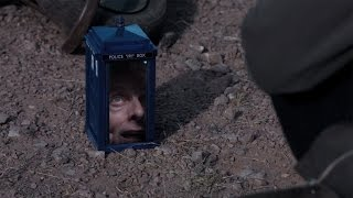 Smaller on the Outside? - Flatline: Preview - Doctor Who: Series 8 Episode 9 (2014) - BBC One