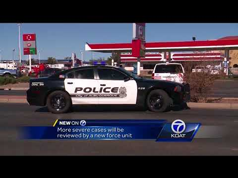 """Albuquerque police to reform """"use of force"""" policies"""