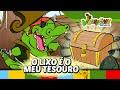 Desenho Infantil: O Lixo é o Meu Tesouro | Jacarelvis e Amigos (vol. 02)