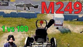 Intense Tpp || Yasnaya Polyana 1 vs 99 || M249 + M762