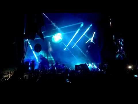GORILLAZ Andromeda feat DRAM  at Austin City Limits HD 1080p