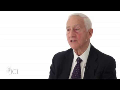 JCI's Conversations with Giants in Medicine: P. Roy Vagelos