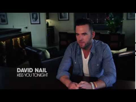 "David Nail - ""Kiss You Tonight"" Preview"